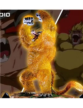 SA Studio Great Ape Oozaru Yellow Ver.
