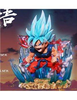 Demon Studio SD Scale Goku B Blue