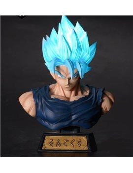 XS-Studios Blue Goku Mini Bust