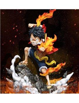 Dream Studio & PT Studio Fire Fist Luffy