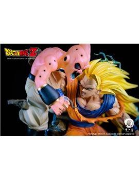 Ryu Studio 1/6 Dragonball Z Goku Vs Buu Resin Statue