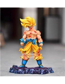 Djfungshing Dragonball 10inch Goku  Resin Statue