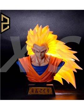 XS Studio Dragon Ball Son Goku Resin Bust