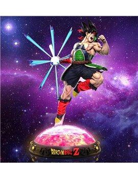 KD Collectibles Dragon Ball Z Bardock 1/4 Scale Resin Statue Complex Ball Ver.