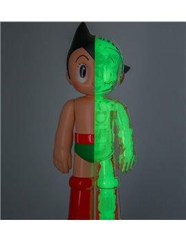 Tokyo Toys 23CM Dissected Astro Boy Glow in Dark GID Exclusive Ver.