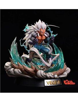 Master Grade Dragonball AF 1/6 Vegeta 5 Power Up Resin Statue