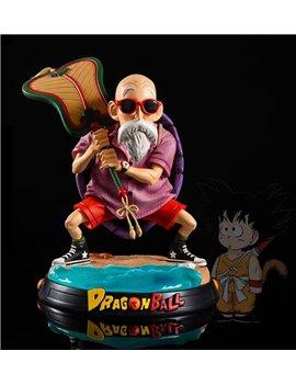 PSD Studio Dragon Ball Master Roshi Purple Shirt Version Statue