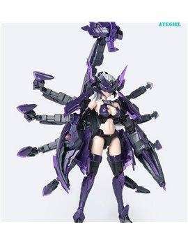 E-Model 1/12 Armor ATKGIRL Spider Girl Model Kit