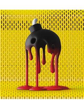 Mighty Jaxx Jason Freeny Melting Bomb Polystone Figure Designer Toys