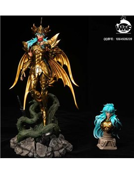WWF Studio Saint Seiya Soul of gold Piesce Aphrodite 1/6 Statue