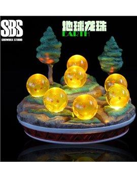 SBS SHOWBOX Studio Earth Dragonball
