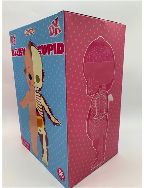 4D Master Mighty Jaxx Jason Freeny 30CM Baby Cupid 3D Puzzle Figure