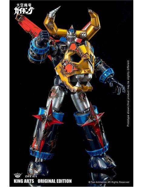 King Arts Gokin GAI-KING Original Edition Action Robot Figure DFS071