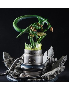 B-Six Studio Dragon ball Z Figure Cell First Form in Lab Resin Statue Diorama