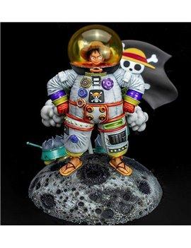 KM Studio One Piece Astronaut Luffy Resin Statue