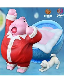 Cookie x YoYo Studio Dragonball Good Morning Buu Statue