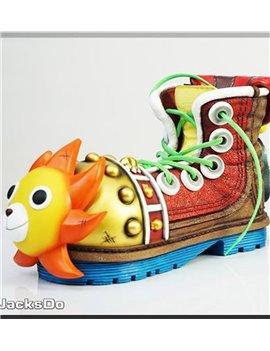 JacksDo OP Thousand Sunny Shoes Big Size