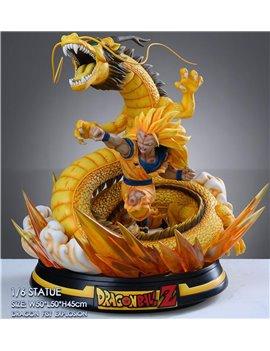 XCEED X MRC Dragon Fist 1/6 Statue Normal Ver.