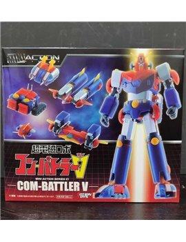 Action Toys MINI Action Com-Battler V 2020 Reissue Edition 01