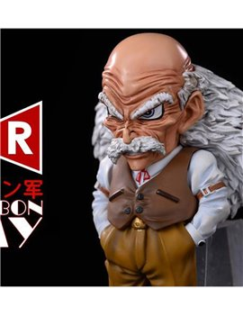 League Studio Red Ribbon Army Dr.Gero WCF Scale Statue