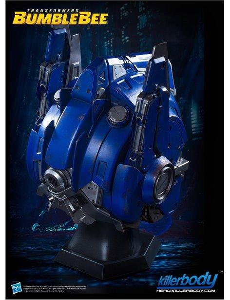 Killerbody Transformers Bumblebee Optimus Prime Wearable Helmet (With Speaker)