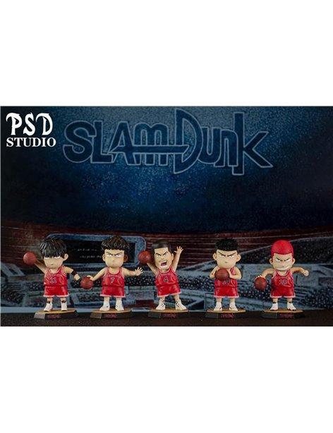PSD STUDIO Slam Dunk WCF Scale Set