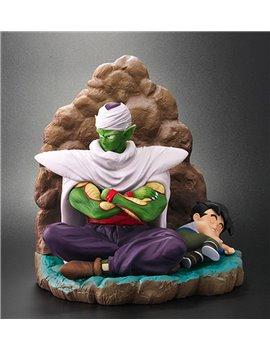 Plex Dragon Ball Z Piccolo & Gohan Statue Special Color