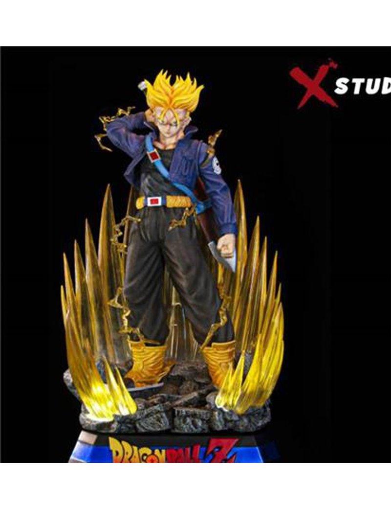 X-STUDIO Dragonball Trunks 1/3 Scale Resin Statue Standard Version