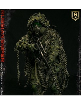 DAMTOYS 1/6 Action Figure Armed Forces of the Russian Federation - RUSSIAN SNIPER Special Ver. 78078S