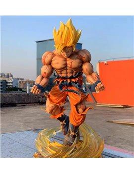 Master Grade 1/6 Super Saiyan One Goku Resin Statue