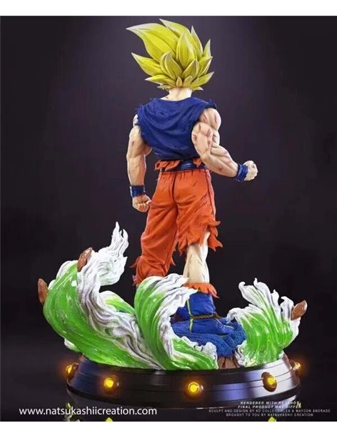 KD Collectibles 1/4 Namek Goku Regular Version