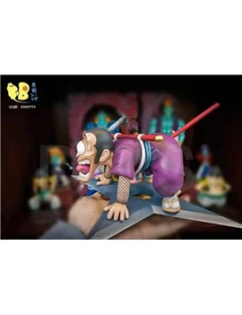 DB Studio 1/10 Dragonball Master Sergeant Murasaki Statue