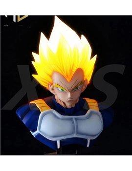 XS Studios Dragonball Super Saiyan Vegeta Bust