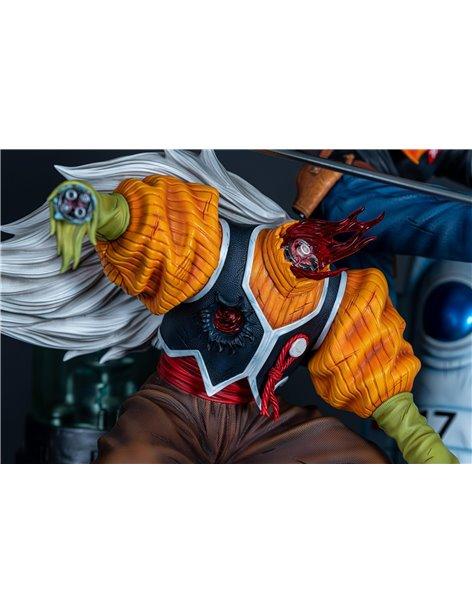 KD Collectibles Dragon Ball Z 1/6 Android 17 Vs Gero