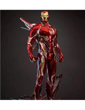 Queen Studios 1/2 Marvel Iron Man Mark 50 Statue