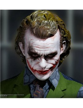 Queen Studios QS DC 1/3 Batman Dark Knight Joker Resin Statue Normal Ver.