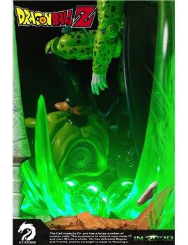 X.T Studios Dragon Ball Perfect Cell 1/6 Statue