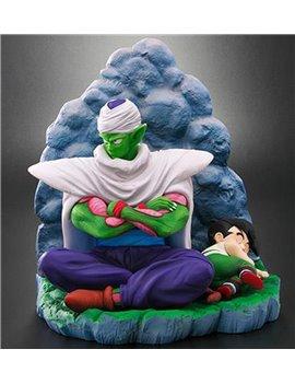 Plex Dragon Ball Z Piccolo & Gohan Statue Nomal Color