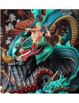 Sword Studio One Piece Roronoa Zoro Resin Statue