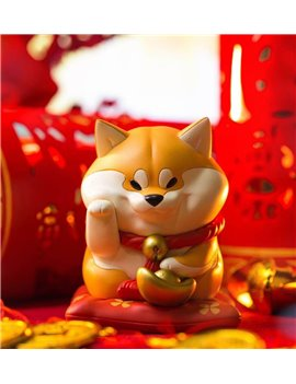 Animal Planet X West Wind Shiba Lycium Chinese New Year Ver.