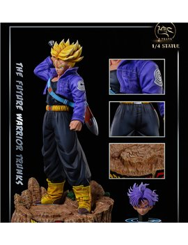 MRC 1/1 Trunks Life Size Bust / Statue