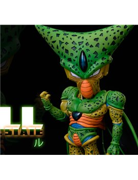 League Dragonball Cell Perfect Cell Resin Statue