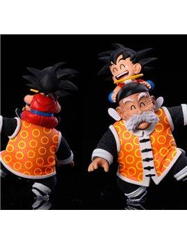 League LG Dragonball Kid Goku & Grandpa