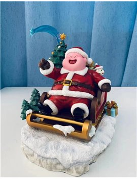 A+ Santa Claus Buu Resin Sttue X'mas Ver.