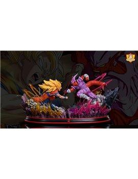 Dynamic Studio Goku vs. Janemba Resin Statue