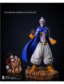 SHK Dragonball Evil Buu Mr. Satan Resin Statue