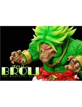 LG League Dragonball Broly Ohzaru Resin Statue