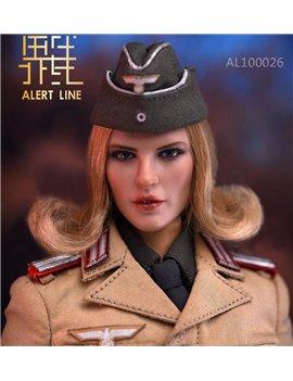 Alert Line 1/6 Afrika Female Officer AL100026