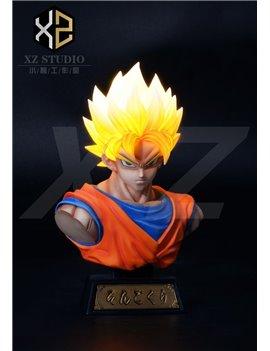 XZ Dragonball Goku Resin Statue Bust