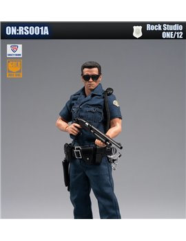 ROCKTOYS 1/12 Collectible Figure The Police RS001A